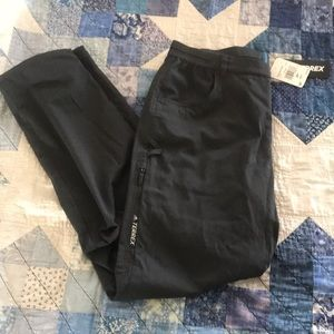 Adidas hiking pants. Brand new with tags